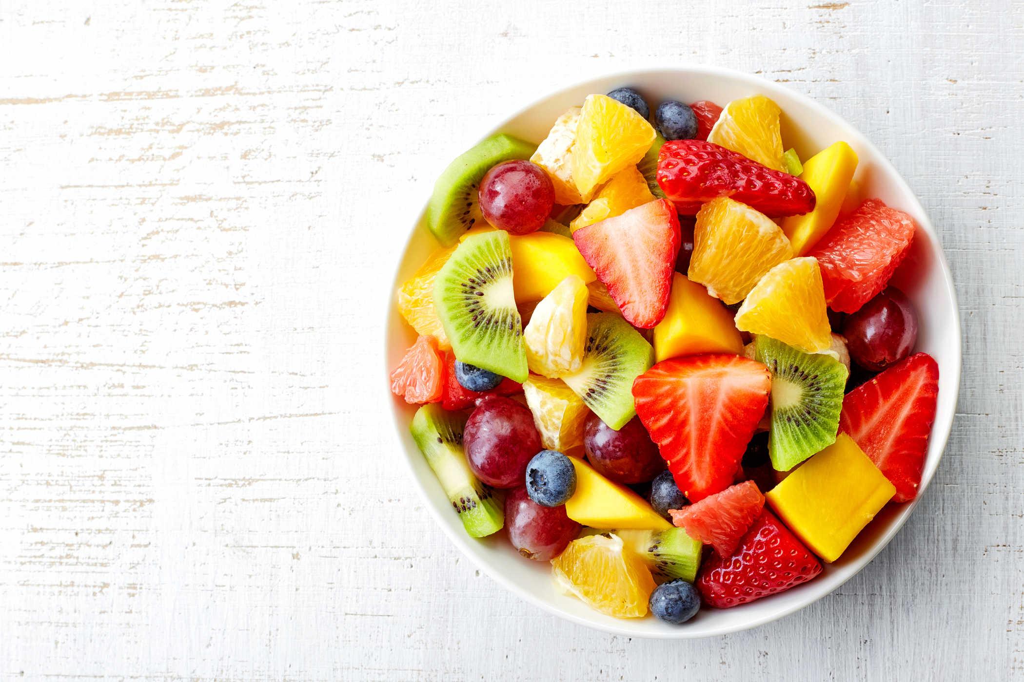 Вживання свіжих фруктів для зниження ризику діабету