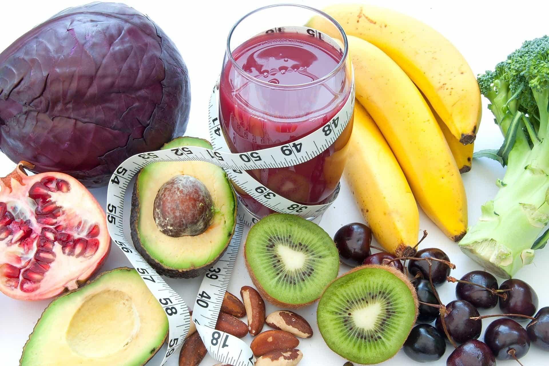 Детокс диета фрукты